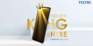 TECNO Announces the Launch of Camon 16 Premier in Pakistan