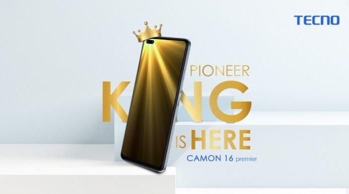 TECNO Announces the Launch of Camon 16 Premier in Pakistan