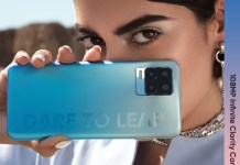 The realme 8 Series Dazzles in an Uber Stylish Photoshoot as an Ode to its Futuristic Design Aesthetic