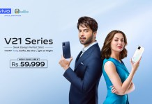 Vivo V21, Ultimate 44MP OIS Night Selfie System Smartphone Now Available for Sale in Pakistan