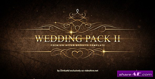 Envato Ae Templates. wedding pack ii after effects project ...