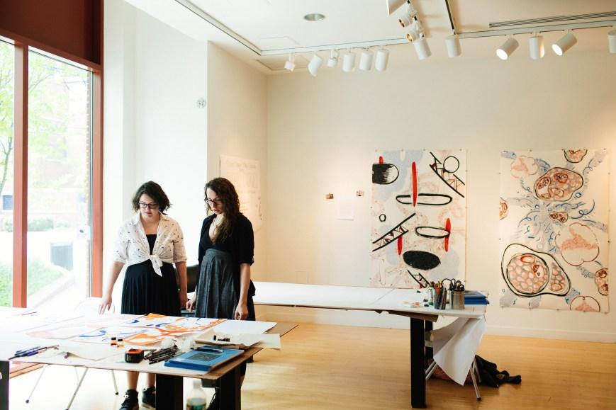 Taplin Gallery, Princeton, 2017