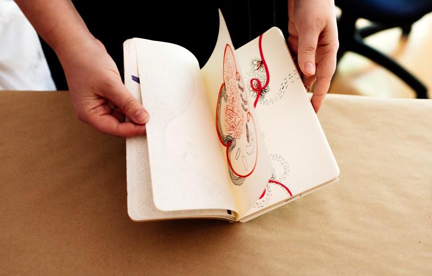 Collaborative Sketchbook