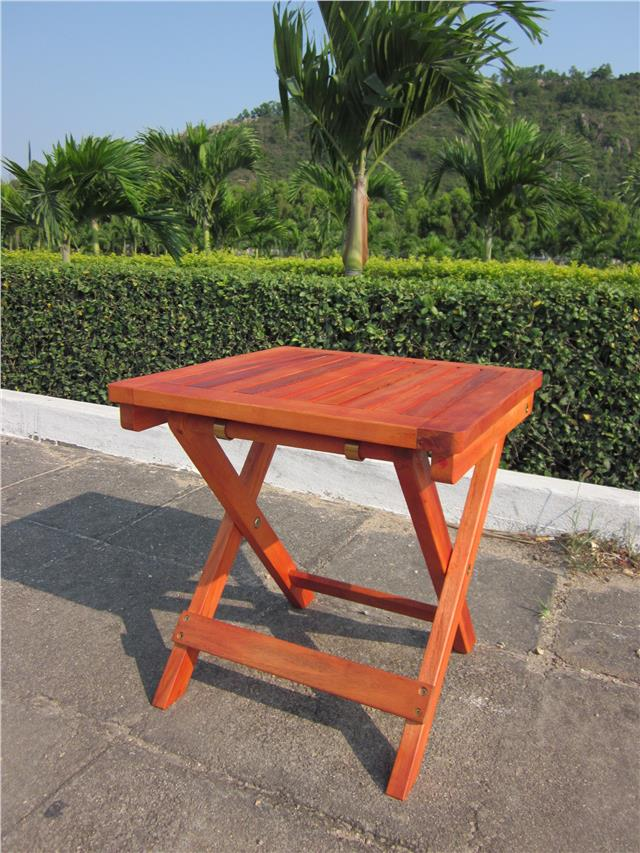 Small Wooden Garden Table