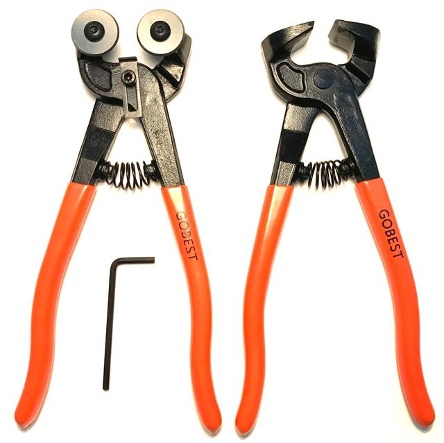 gobest hand tile cutter pliers 200mm