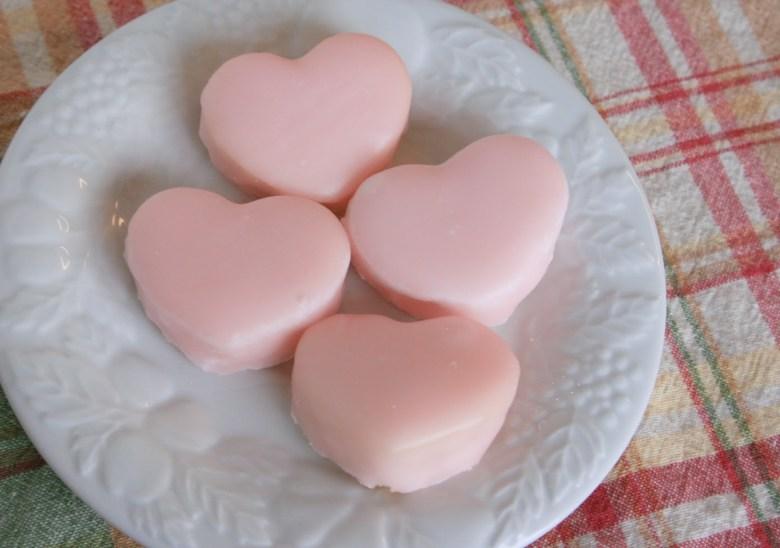 Heart Petit Fours
