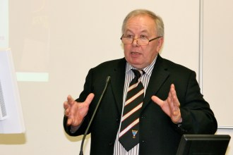 William LAMROCK (General Secretary, Londonderry YMCA) (c) Allan LEONARD @MrUlster