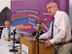 Rev. Bill SHAW (Director, 174 Trust) (c) Allan LEONARD @MrUlster