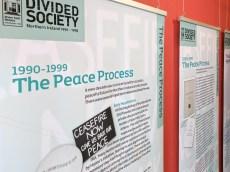 1990-1999: The Peace Process (c) Allan LEONARD @MrUlster