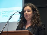 Rachel BRADY (Linen Hall Library) (c) Allan LEONARD @MrUlster