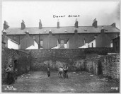 Boundary Street Area: Between Louden Street and Upper Cargill Street across No.s 125 & 126. Streets in photo: Dover Street, Louden Street, Upper Cargill Street, Boundary Street. PRONI Ref: LA/7/8/HF/3/62