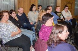 Royal Irish Academy event, Queen's University Belfast, Northern Ireland