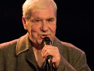 Terri HOOLEY. @TroubleSongs (c) Allan LEONARD @MrUlster
