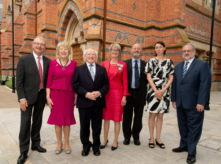 Imagining a virtuous discourse for peace: President Michael D.…