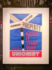 Forward Ulster Prosperity: Keep it that Way. Vote Unionist. (c) Allan LEONARD @MrUlster