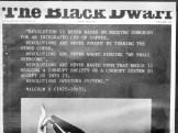 The Black Dwarf magazine. (c) Allan LEONARD @MrUlster