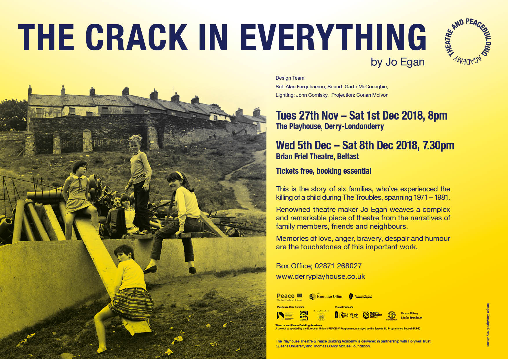 The Crack in Everything: Bearing witness to truth