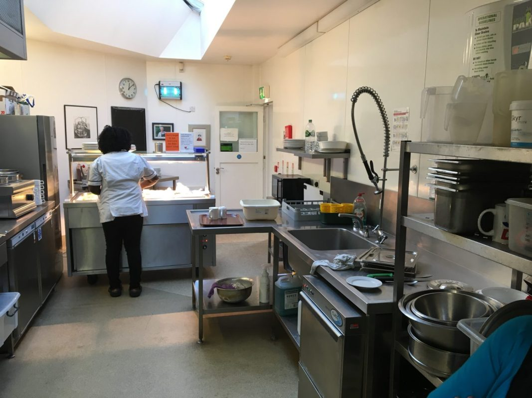 Hammersmith Community Centre Kitchen • ShareDining