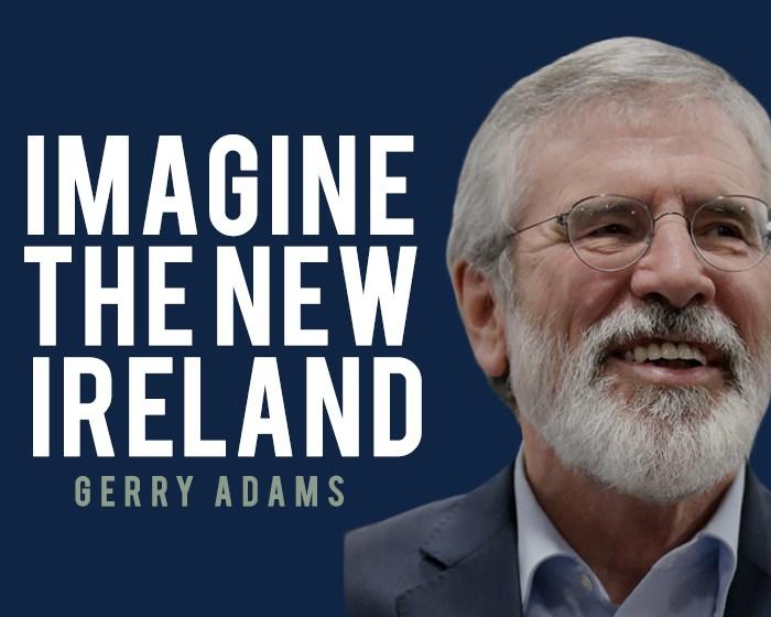 IMAGINE THE NEW IRELAND