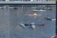 Battleships attack,