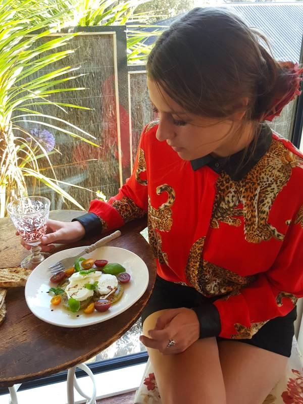 Salad Caprese 3