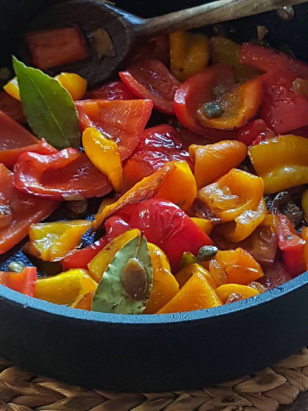 Peppers in the Pan Revisited