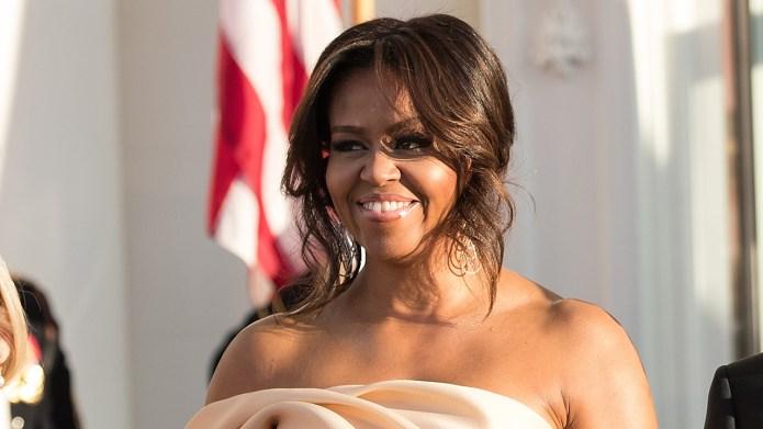 michelle obama hairdo