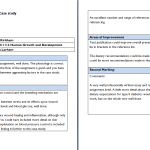 Image of feedback relating to Chris Larham's essay submitted for the 'Human Growth and Development (CORC 1113)' module.