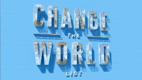 Fortune launches 'Change the World' list