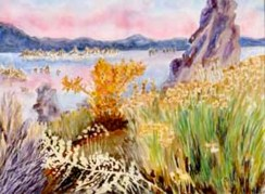 """Limestone Lake"" DONATED"