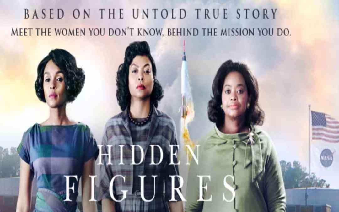 #HiddenFigures A Film For Black Women