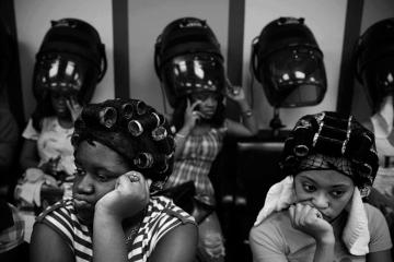Black Hair Salon Documentary