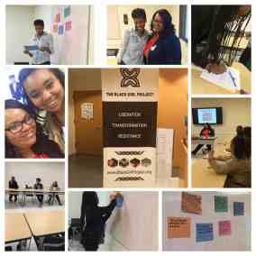 Speaker at the Black Girl Project Sisterhood Summit