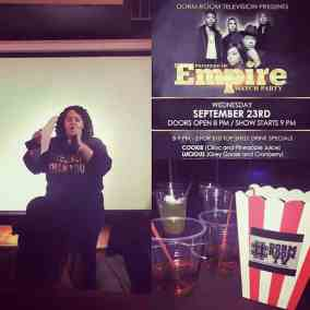 Empire Watch Party Host