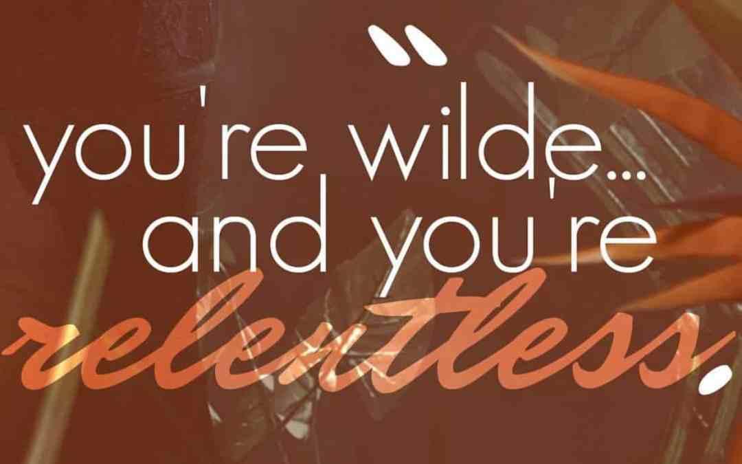 Book Review: Wilde & Relentless (Leverage & Love Series Book 2)