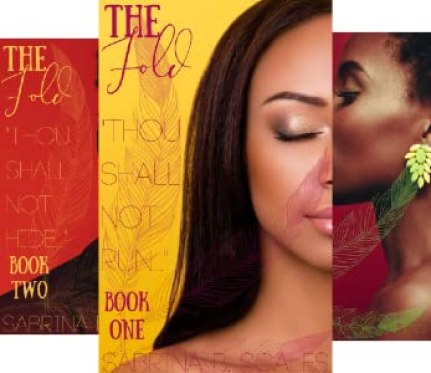 The Fold (3 book series) by Sabrina Scales