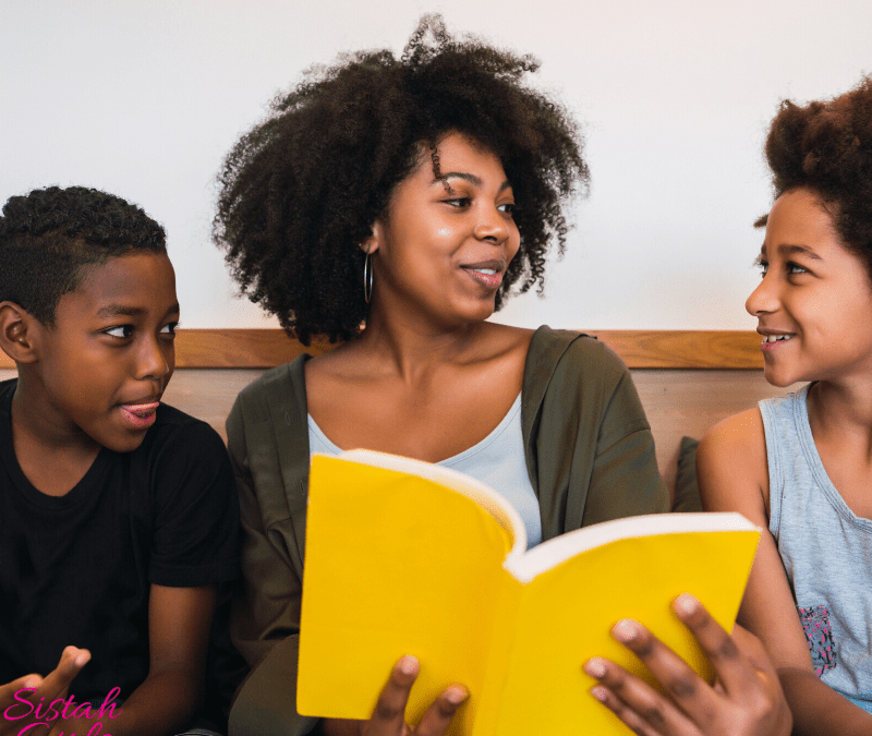 15 Books By Black Authors You Can Read With Your Son [Created by A Black Son]