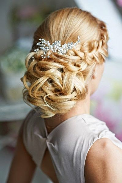 Wedding Inspiration The Prettiest Braided Hairstyles For