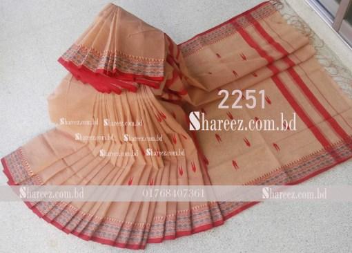 Buti Cotton Saree 2251