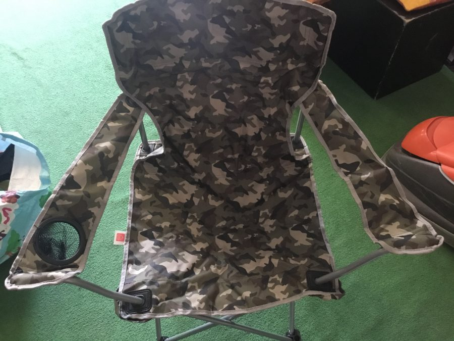 Camping Chair #8