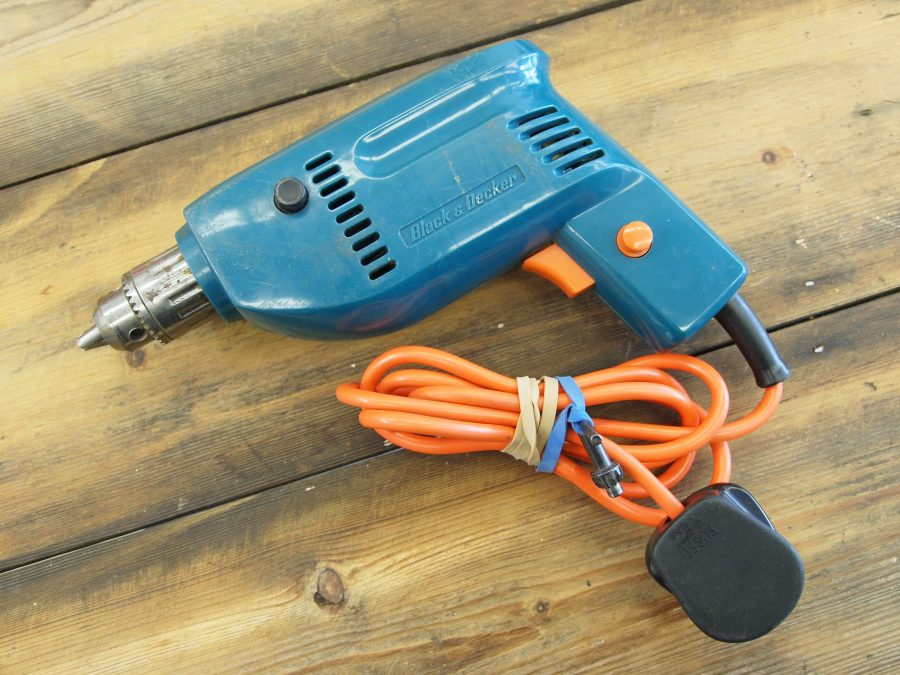 Electric Drill #1