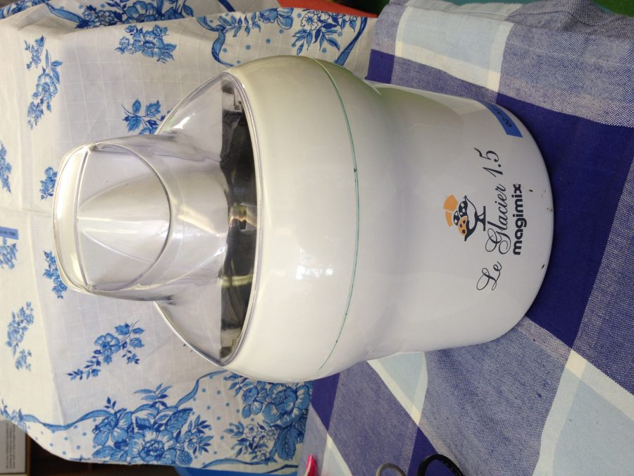 Ice Cream Maker #2