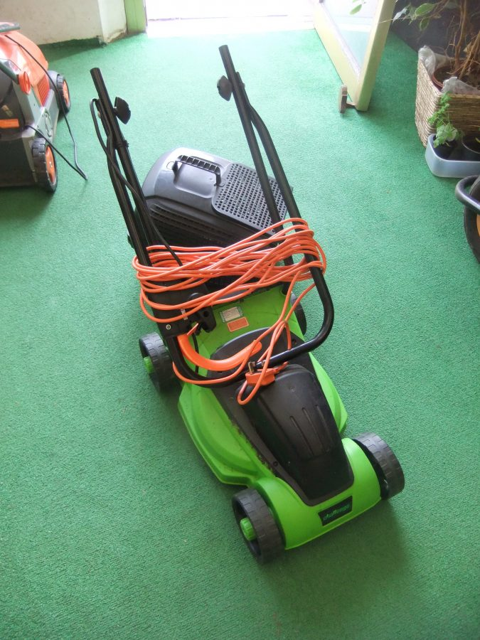 Lawn Mower #4