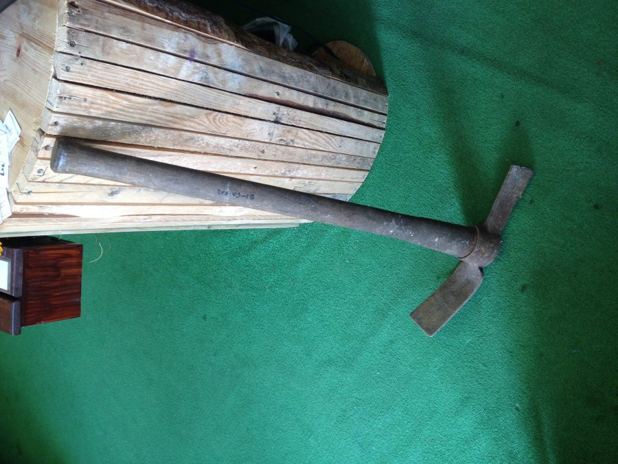 Pick Axe #2 (Mattock Head)