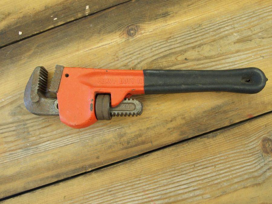 """Pipe Wrench (10"""")"""