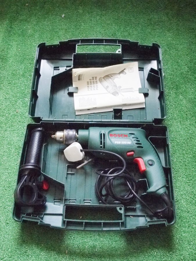 Power Drill Bosch