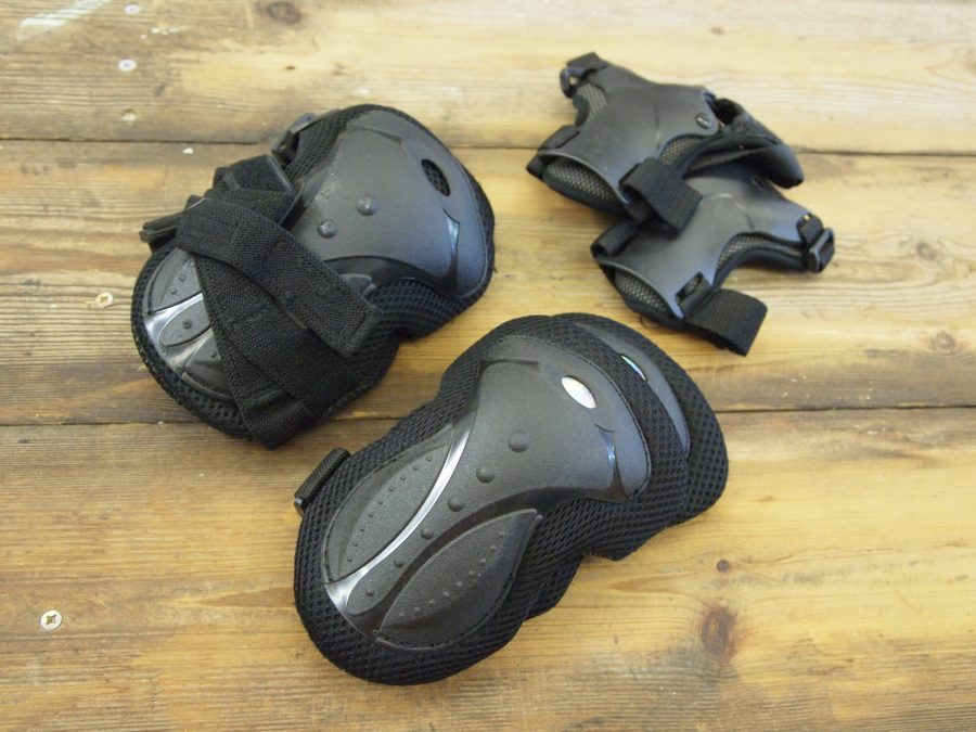 Skate Protection Gear