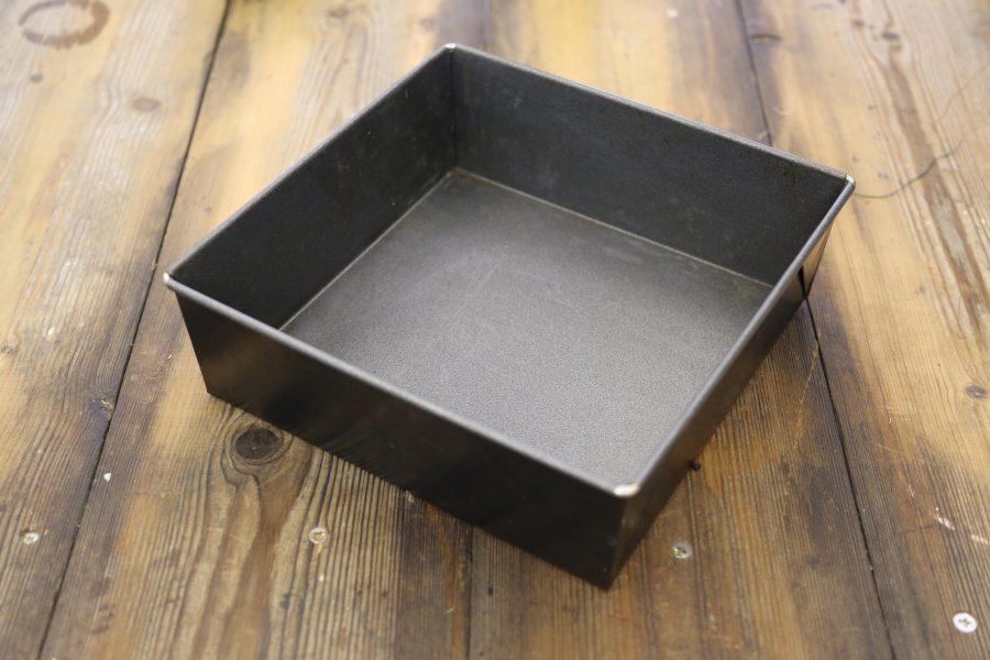 Square Baking Tin