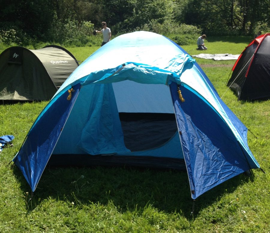 Tent #1 (4 Person)