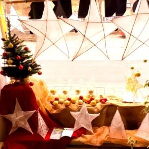 SHARE Christmas Display